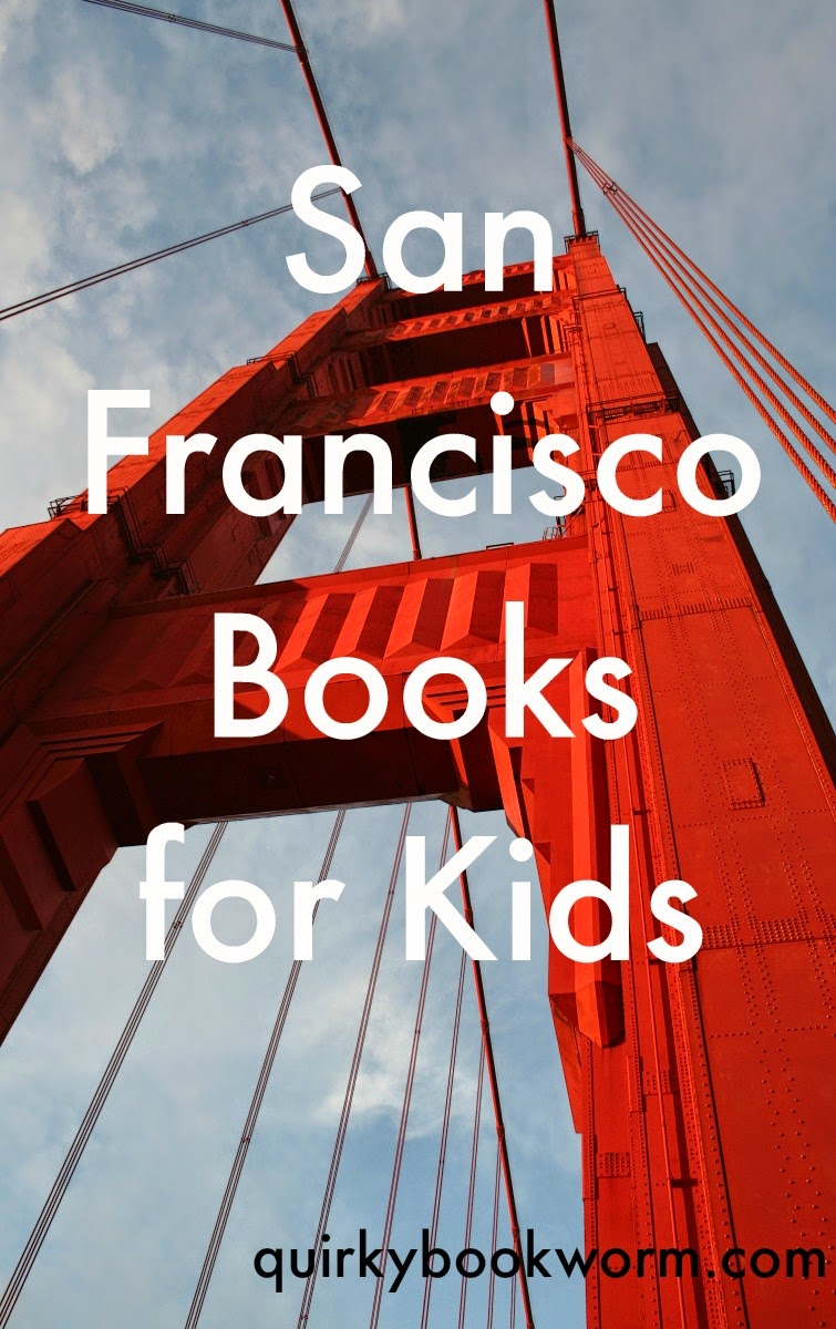 Planning a trip to San Francisco? Check out these awesome San Francisco books for kids! Introduce them to Lombard Street, Fisherman's Wharf, Chinatown, the Golden Gate Bridge, and more in the pages of these books.
