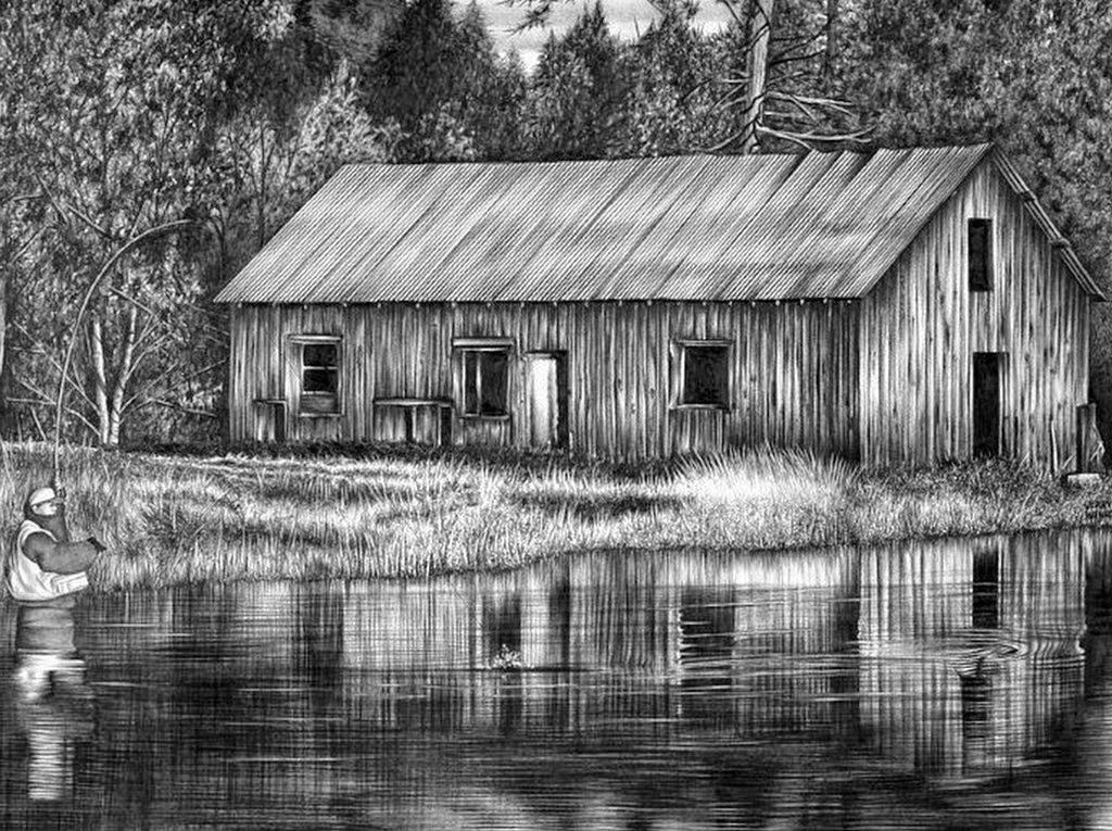 Pintura moderna y fotograf a art stica magistrales - Casa rural pueblos negros ...