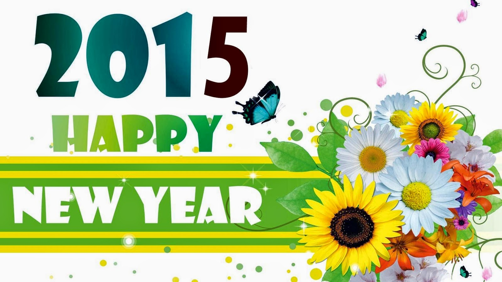 good morning happy new year 2015