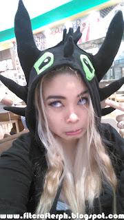 Lara Novales Toothless Hoodie Khaleesi