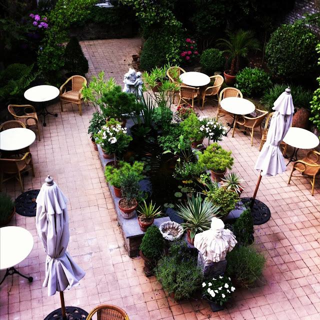 Hotel Boticelli´s garden