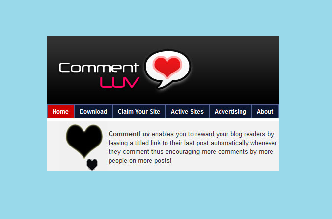Commentluv Enabled Blog List