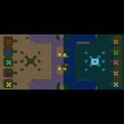 DotA Allstars, Footmen vs Grunts 4.35, AI Version Maps Download, DotA ...