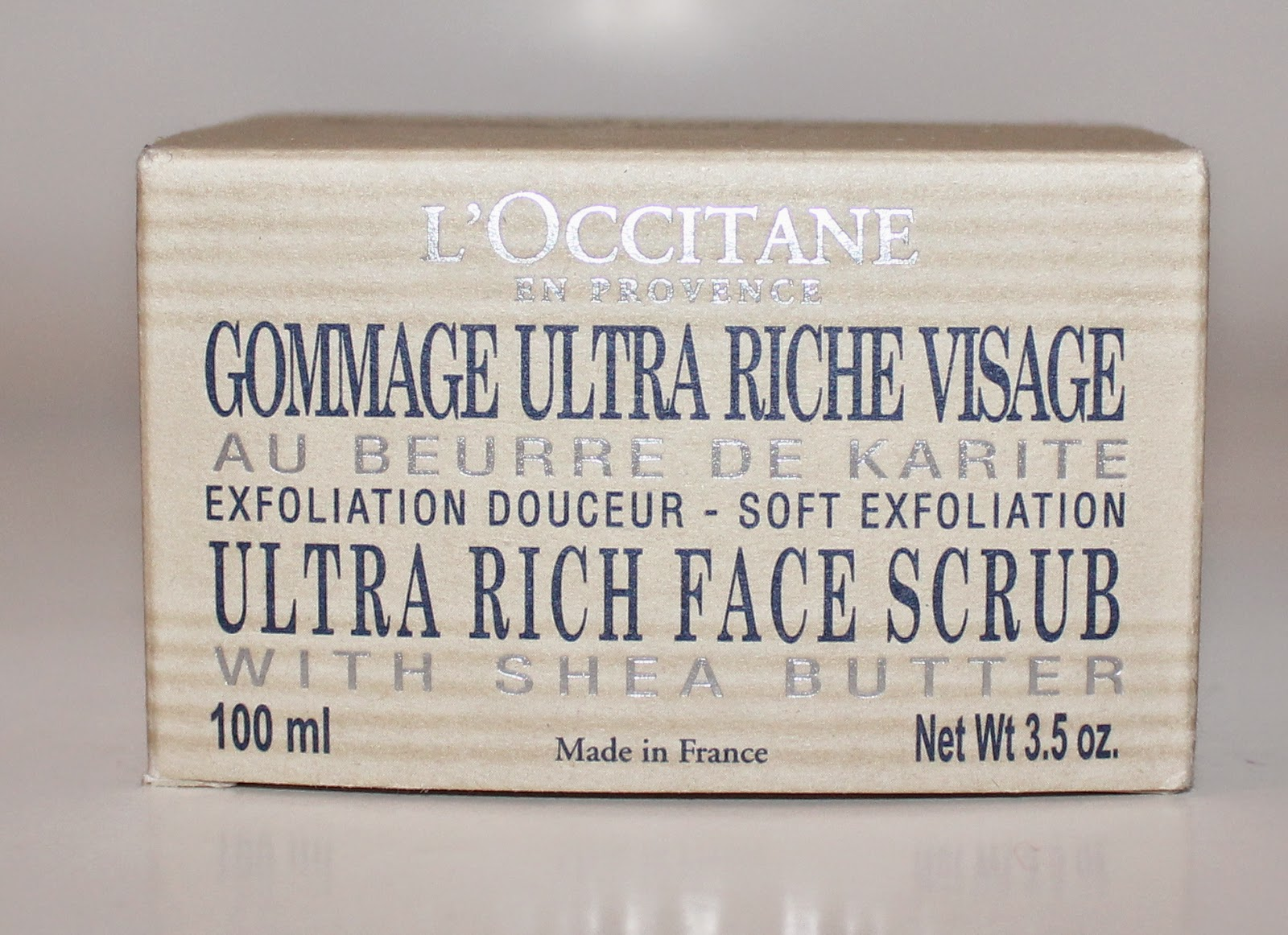 L'Occitane Shea Ultra Rich Face Scrub