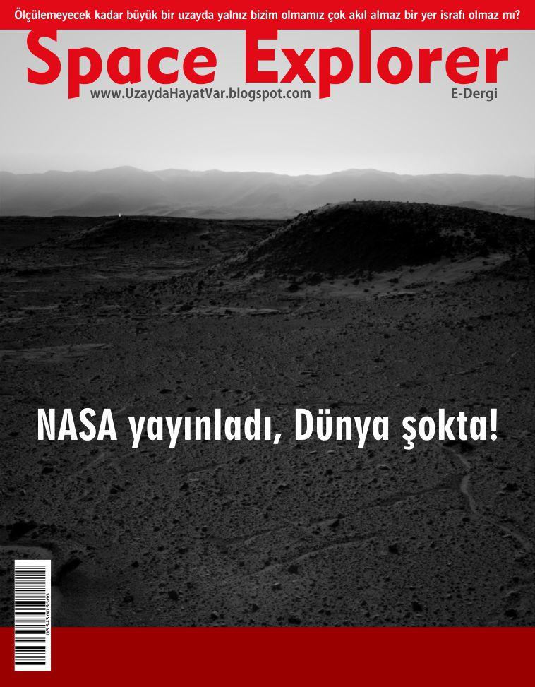 NASA yayınladı Dünya şokta!