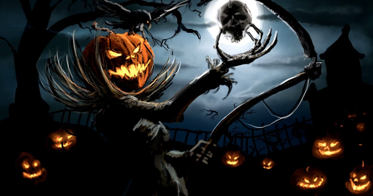 Freaky Halloween Wallpapers | Best Wallpaper HD