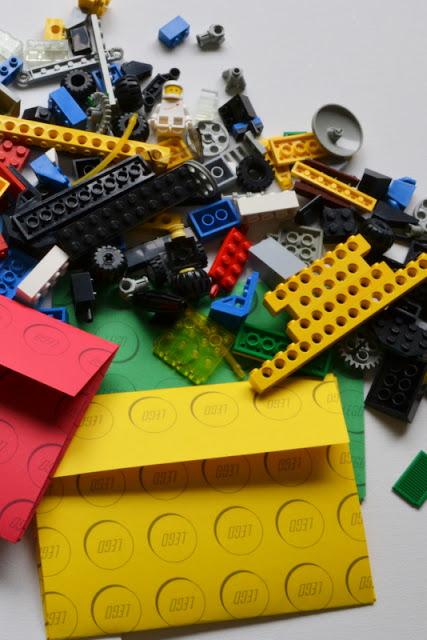 Image Result For Lego Birthday Card