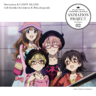 The iDOLM@STER Cinderella Girls 2nd Season ED2-ED3