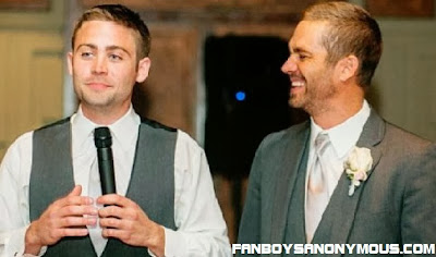 Cody Walker one of the Fast & Furious family
