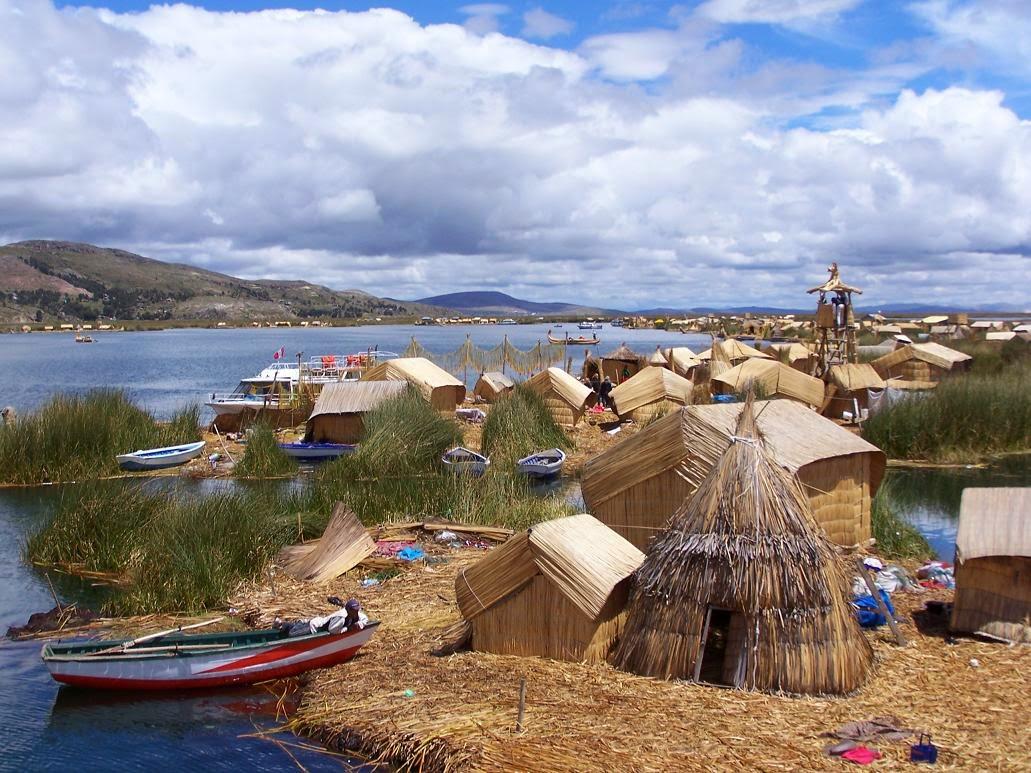 Turismo en Puno, Perú
