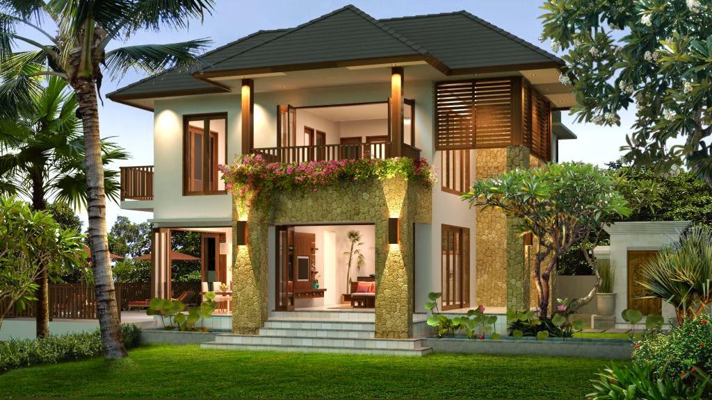 Gambar Rumah Idaman Minimalis Untuk Keluarga - Desain ...