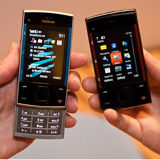 Nokia X3 simple mobile in Nokia X series