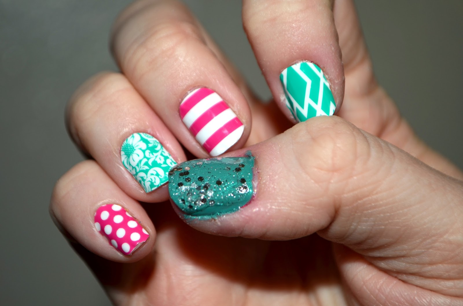My Nail Polish Is Poppin\': Jamberry Nail Stickers