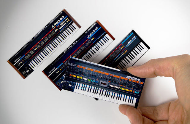 Matrixsynth Synthesizer Magnets