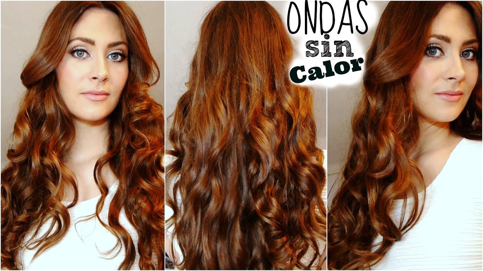 Imágenes de peinados ondas sin plancha - Peinados Ondas Sin Plancha