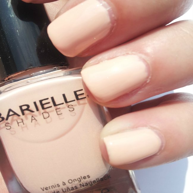 Barielle 'Pillow Talk' Swatch