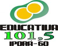 Rádio Educativa FM 101,5 da Cidade de Iporá ao vivo