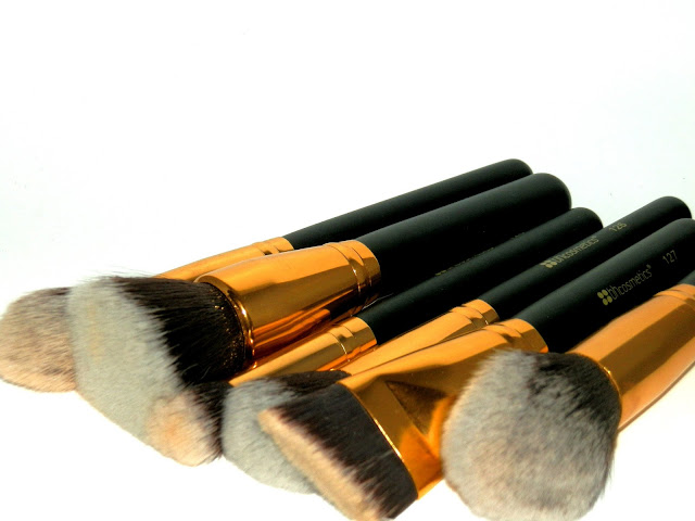 Bh Cosmetics Sculpt and blend2 10piece brush set