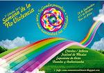 II SEMANA DE LA NO VIOLENCIA MAR DEL PLATA DEL 28 /9 AL 6/10/2012