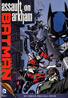 DVDs in my collection: Batman: Assault on Arkham