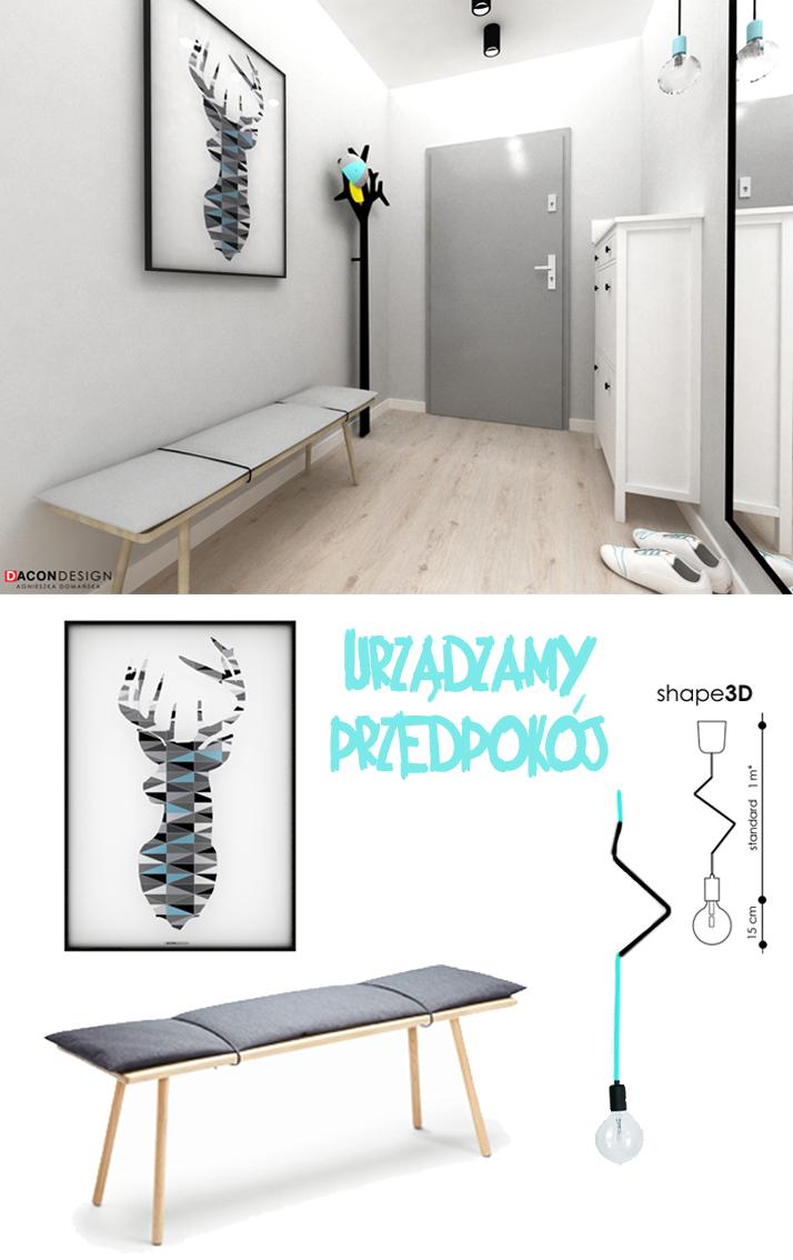 acon-Design-architekt-przedpokoj-wiszak-lawka-oswietlenie-szafa-lustro
