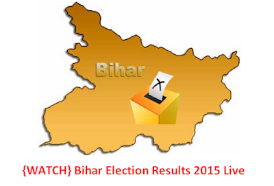Bihar Election Results 2015 Live
