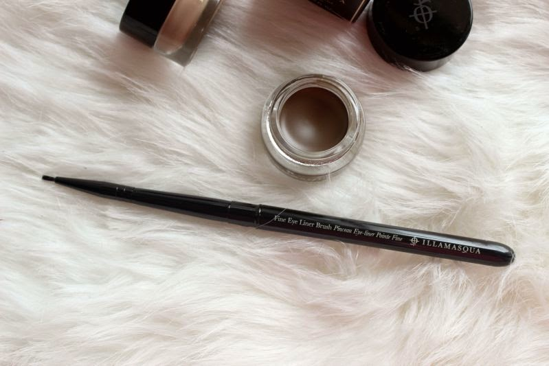 Illamasqua Fine Eye Liner Brush