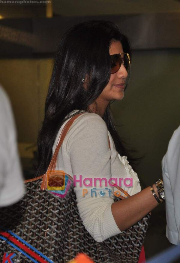 Shilpa Shetty Leaving for London