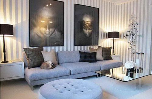 Cách bố trí nội thất khiến không gian rộng hơn
