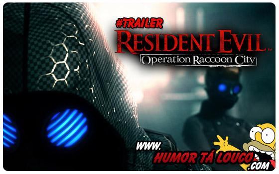 Trailer de Resident Evil – Operation Raccoon City