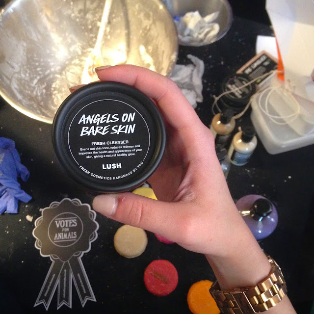 Lush Product Haul - Cleanser