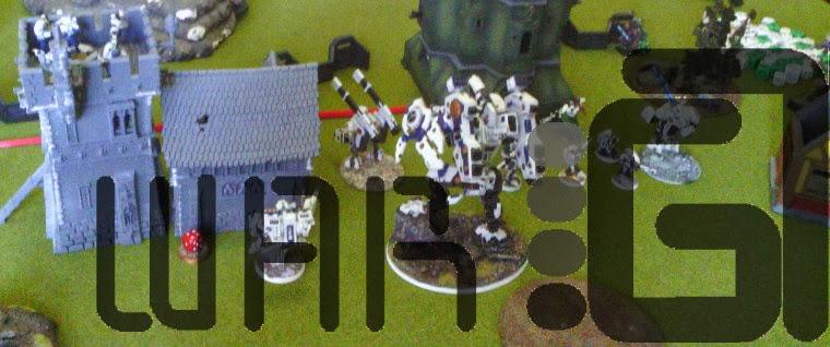 Warhammer 40k Miniatures in Guatemala