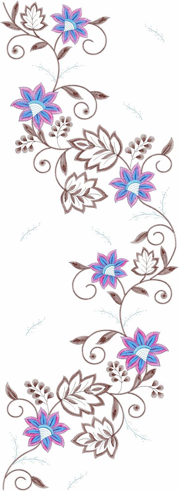 Best Kurta Embroidery Designs 2013  Embdesigntube