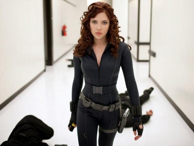 El rodaje de 'Los Vengadores 2'  se adelanta por Scarlett Johansson. MÁS CINE. Making Of. Noticias