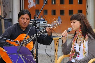 Soraya Ruíz i Jonny García