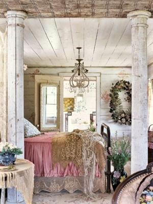 Cream Shabby Chic Living Room Furniture