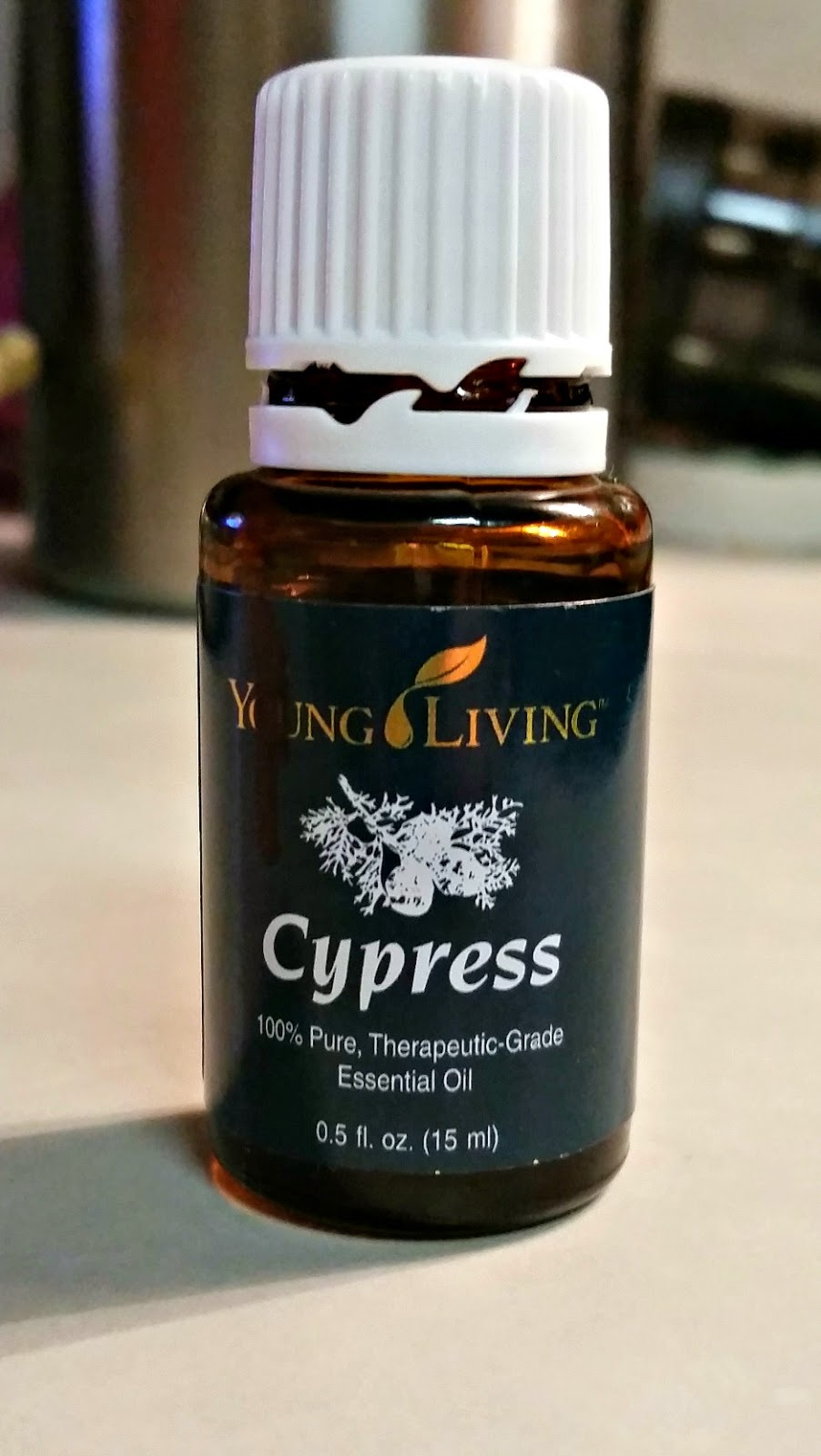 cypress young living essential oil