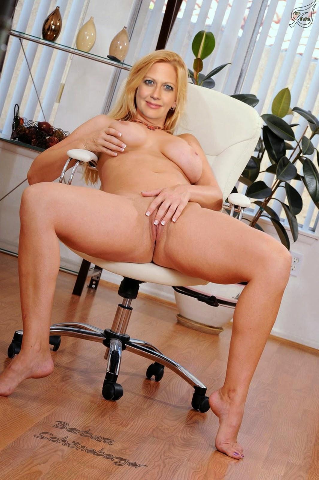 Nackt Bilder : Barbara Schöneberger Nackt Photos   nackter arsch.com