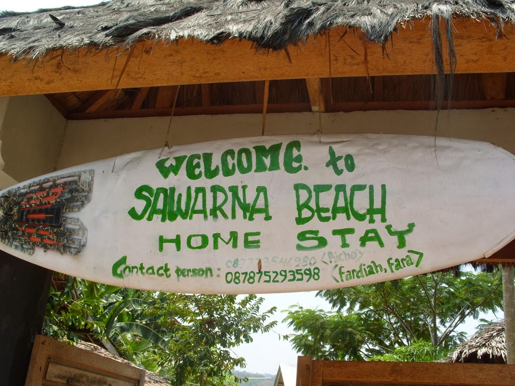 Dafrar Lengkap Penginapan Murah Di Sekitar Pantai Sawarna