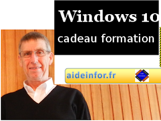 cadeau formation windows 10