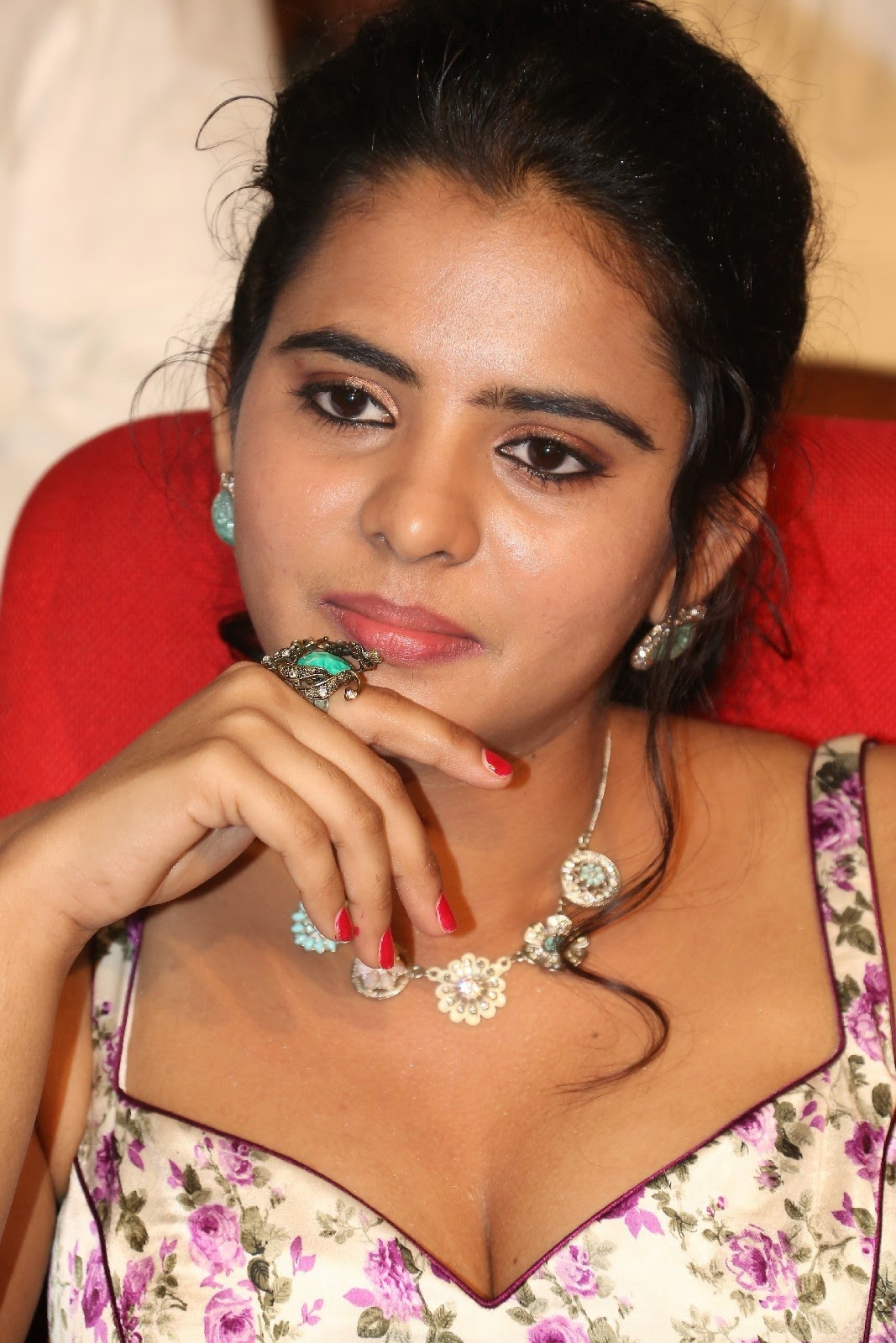 Manasa Sizzling photos-HQ-Photo-14