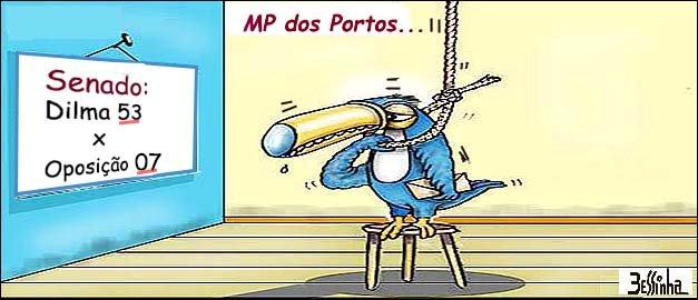 MP DOS PORTOS