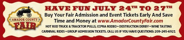 There's no place like...the Amador County Fair!