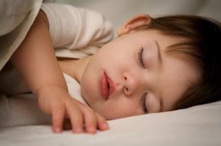 doa ketika anak hampir tertidur