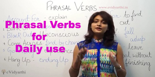 online classes for Useful English Phrasal Verbs