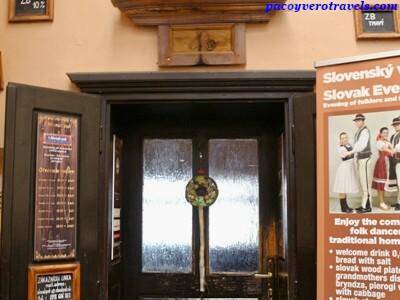 Restaurante Slovak Pub