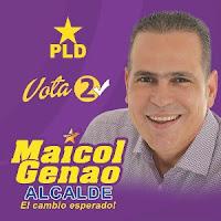 MAICOL GENAO, ESTE SI ES TU ALCALDE