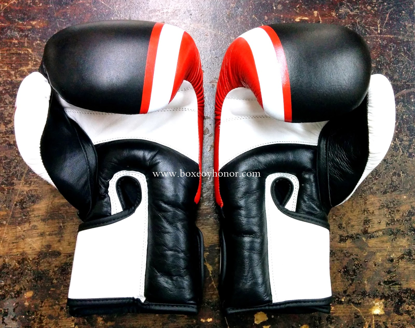 Guantes de boxeo custom fighter gel