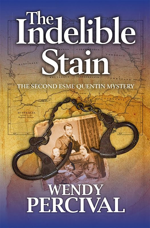 The Second Esme Quentin mystery