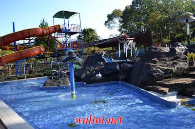 Kolam Walini 2 Water Boom